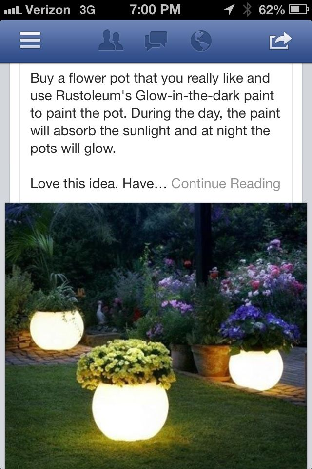 This is beautiful for in the front or backyard, or even on a balcony. You could even write something on them instead.