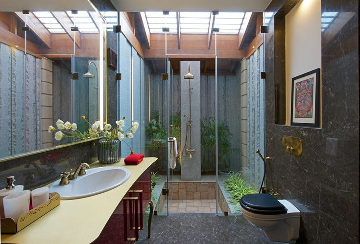 FAVORITE Asian Bathroom