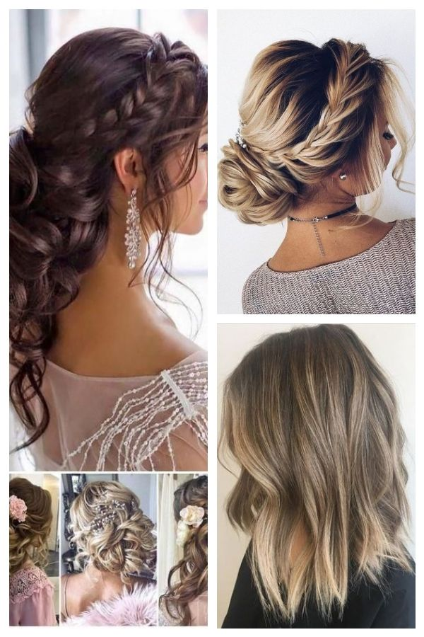 Hairstyles For Medium Length Hair Round Face Curls 59 New Ideas Hair Styles Medium Hair Styles Long Hair Styles
