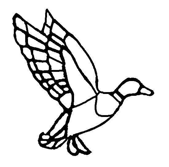 fish duck stained glass patterns and free stepping stone patterns