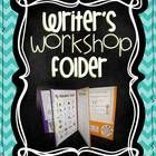 This packet includes the materials you will need to create writing workshop folders for your students!   The printables included in this packet are...