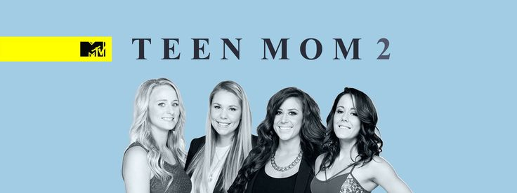 Teen Mom 2 is a spin-off of the MTV documentary series 16 & Pregnant. We are following the stories of four girls from 16 & Pregnant who are facing the challenges of their first years of motherhood.