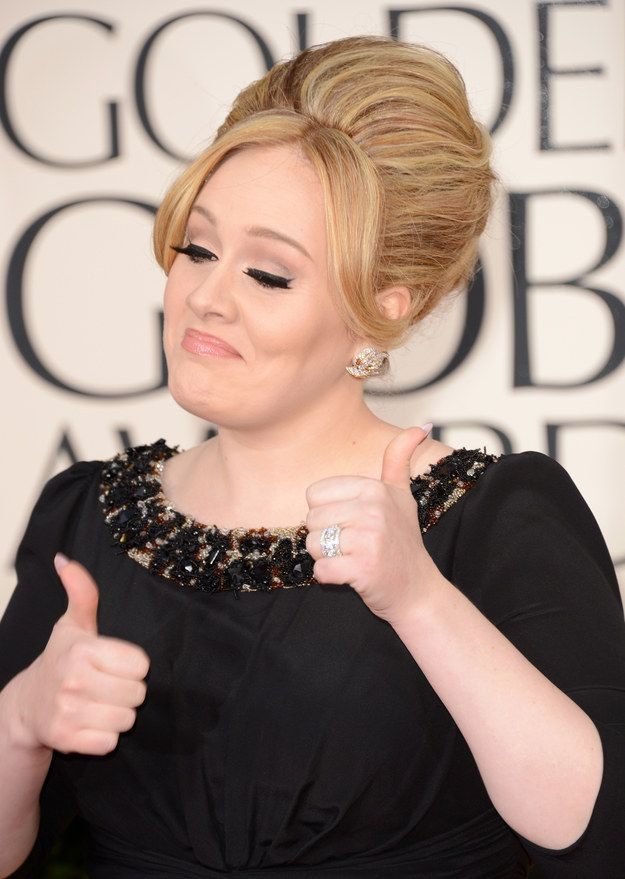 AND ALL OF IT. WE NEED IT ALL, ADELE. PLEASE COME BACK RIGHT NOW. | 25 Reasons Adele Needs To Come Back Immediately
