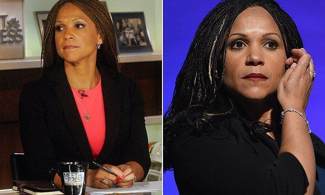 MSNBC's Melissa Harris-Perry says she won't be a 'token mammy' | Daily Mail Online