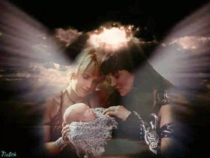 17 Best images about Xena and Gabrielle on Pinterest ...