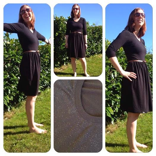 "Retrofant: ""Out and about dress"" fra Sew Caroline // The Out and About Dress #OutandAboutDress"
