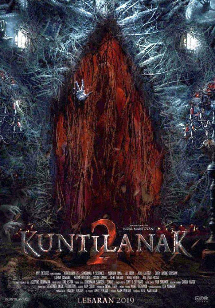 Kuntilanak 2 DSDramas Wiki Film, Movie posters, Poster
