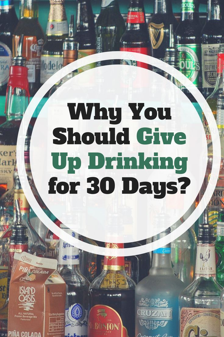 Repin to your own inspiration board. Why would I even recommend this? I know I know, but there are some unexpected benefits of giving up drinking alcohol temporarily. Here's what I experienced when I tried it.  #drinking #alcohol
