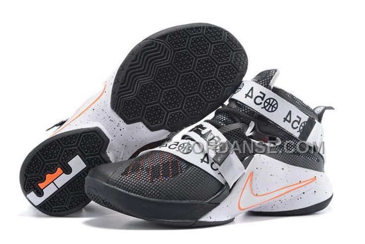 CHEAP NIKE ZOOM SOLDIER IX 9 2015 BLACK WHITE BASKETBALL SHOES SALE ONLINE, Only$100.00 , Free Shipping! http://www.jordanse.com/cheap-nike-zoom-soldier-ix-9-2015-black-white-basketball-shoes-sale-online.html