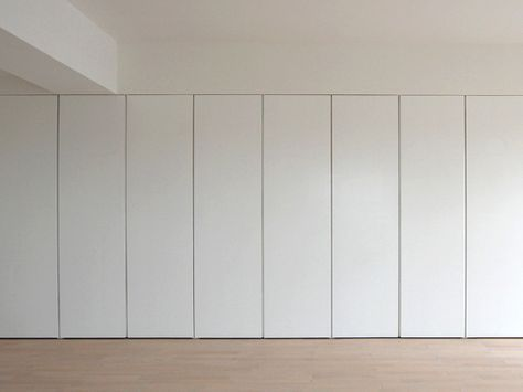Get walls like these, use them as storage (and probably a singular secret door) like with the magnetic press-in glass doors.