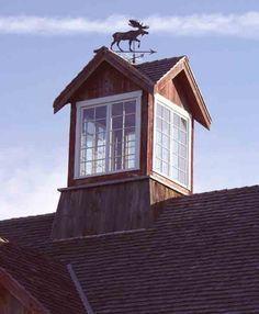 rustic cupola - Google Search