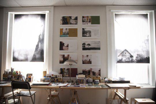 Julia's Solo Artist Space