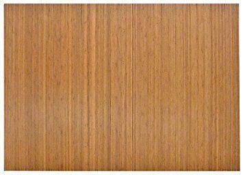 bamboo chair mat for carpet