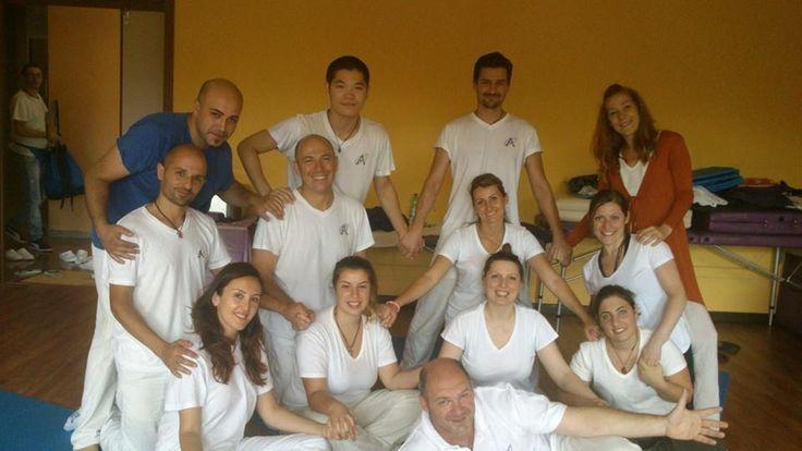 Corso di Massaggio Thai <3