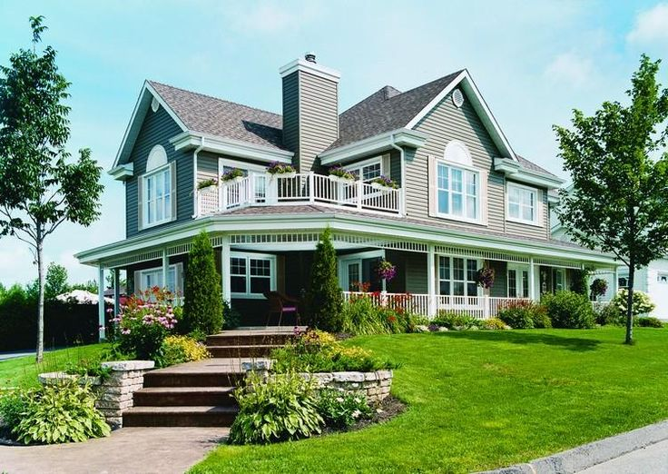 Best Country House Plans Images On Pinterest Country House