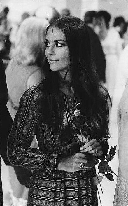 Natalie Wood. La naturalidad en el maquillaje de los 70 en una estrella de la época
