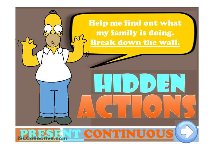 PRESENT CONTINUOUS with the Simpsons | The simpsons ...Black Bart Simpson Do The Right Thing