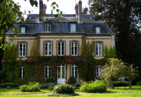 Château Les Parcs Fontaines, guesthouse - bed and breakfast near Deauville in Normandy, France