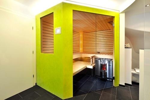 Dream? Home sauna unit!