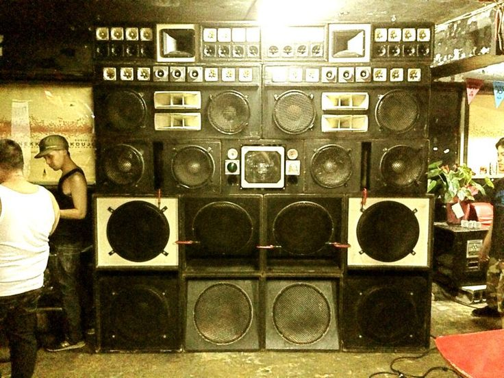 DADDY-P Hi-Fi, Okinawa (jpn) based Reggae Sound System.  For more awesome pins : #iQHamburg