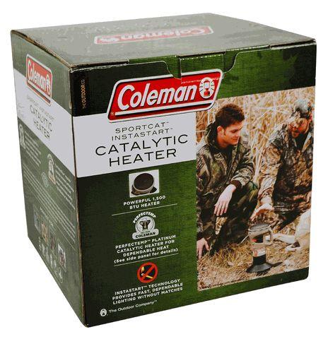 Coleman SportCat Heater by Coleman Golf - Golf Cart Accessories