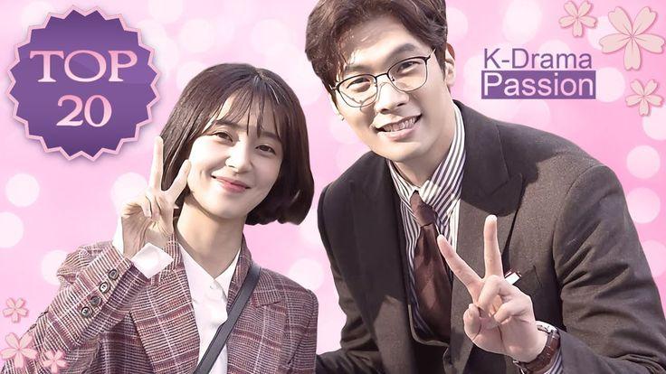 TOP 20 ★ Popular K-Dramas January 2018 [Week 1]