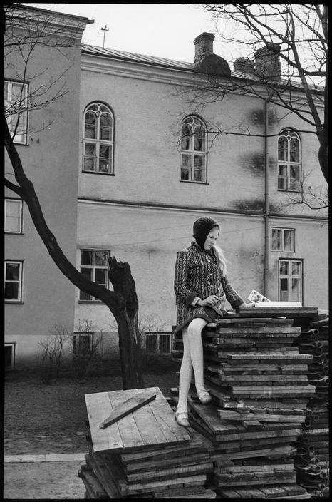   Tailin Soviet Union 1972 by Henri Cartier Bresson