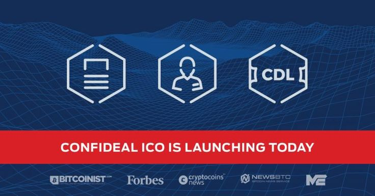 PR: Confideal a Smart Contract Management Platform Announces the Start of Their Initial Coin Offering (ICO) After Garnering Cooperation with 13 Companies and Creating an MVP