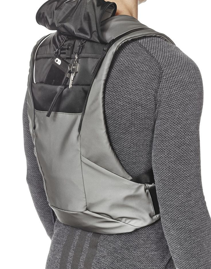 beautiful, but WAY TOO expensive: Y-3 SPORT BACKPACK HANDBAGS unisex Y-3 adidas