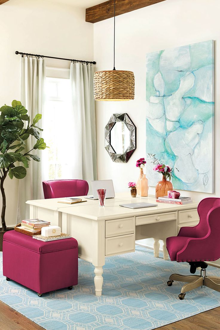 office space colors. summer 2016 trends and inspiration office desksoffice spaceshome space colors u