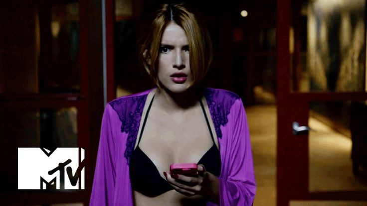 Scream (TV Series) Bella Thorne Eats Cheeseburgers and talks MTV's SCREAM! Description from scream.wikia.com. I searched for this on bing.com/images