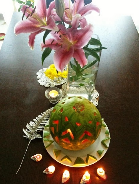 Images about watermelon sculptures on pinterest