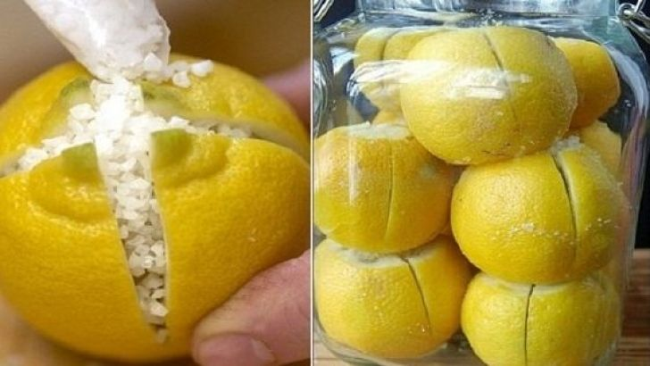 Hint İlacı: Limon Turşusu