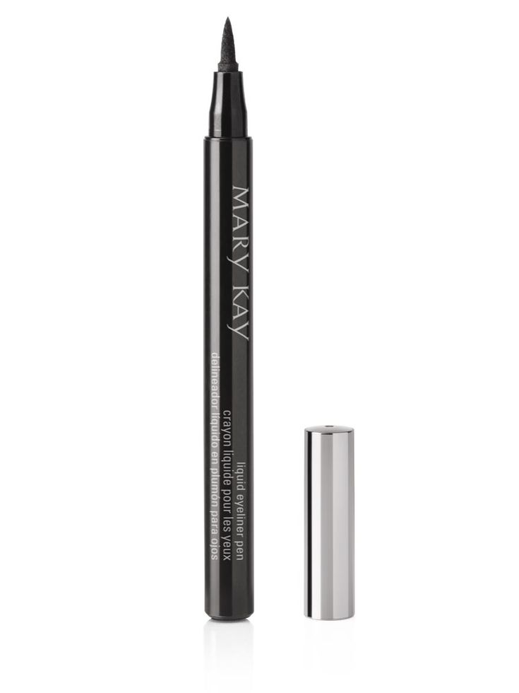 This innovative eyeliner combines the ease of a pencil with the definition of a liquid for precise, no-mess results.  	  		Easy to line, creating looks from delicate to dramatic.	  		One-step, smudgeproof, no-mess application.	  		Glides on without skipping, pulling or tugging.	  		Creates fuller-looking lashes.	  		Long-wearing, flakeproof, water-resistant formula.  		 	Note: In electronic media, true colors may vary.