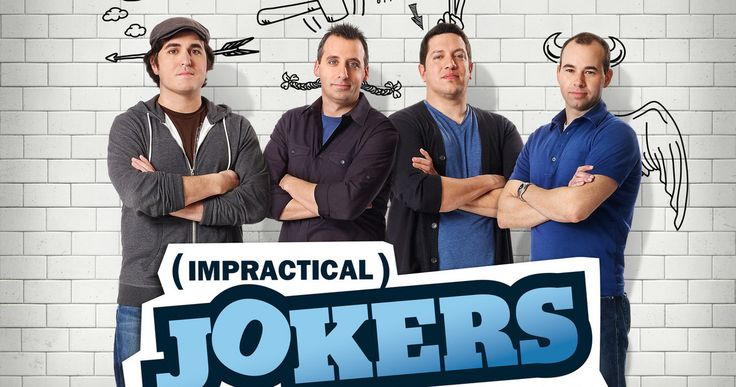 Impractical Jokers Season 3 Exclusive: James 'Murr' Murray and Brian 'Q' Quinn Speak! -- TV's favorite jokers are back to wreck havoc in the new year. Catch up with two of the pranksters for a look at what we can expect this year. -- http://wtch.it/NTroY
