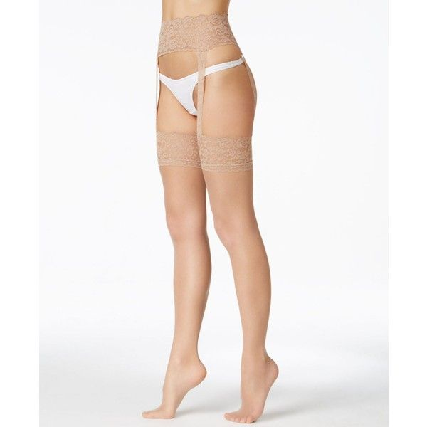 Would Lace pantyhose berkshire microfiber same