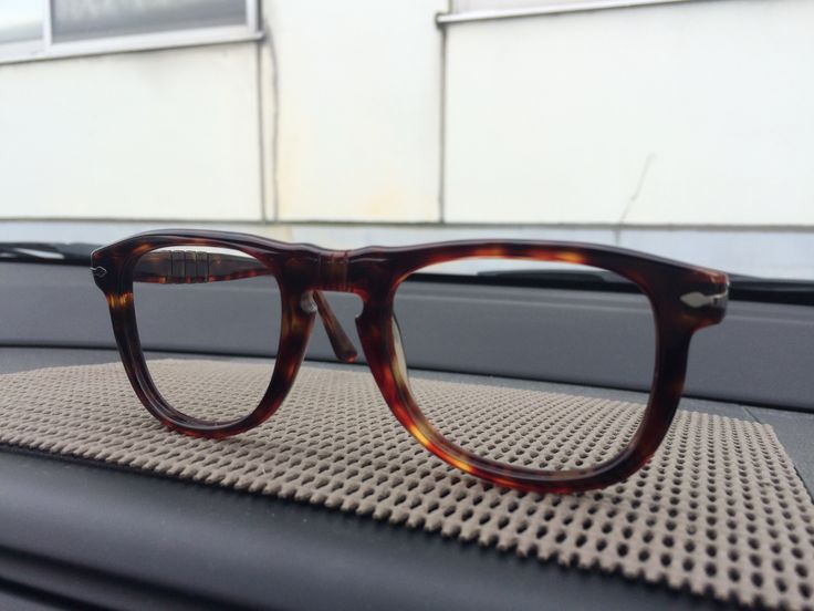 Persol meflecto RATTI glasses frames made in Italy. Model # 69269