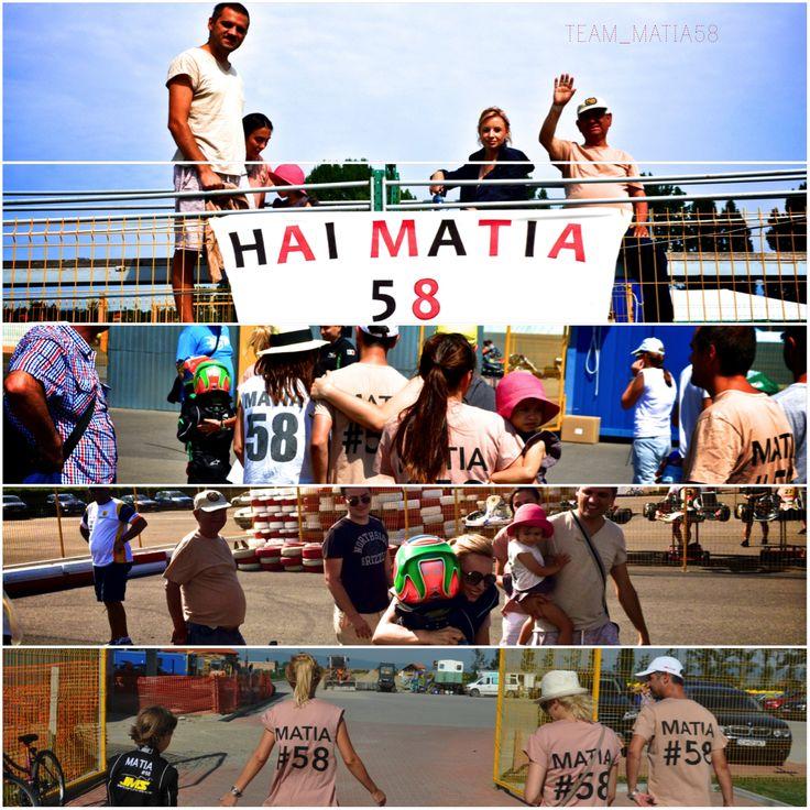 Supported toward the championship! #Matia58 @Targu Secuiesc  September  2014 #matiacuruia #JMSPerformance #luxor #lke #pufo #Strategic_Resources