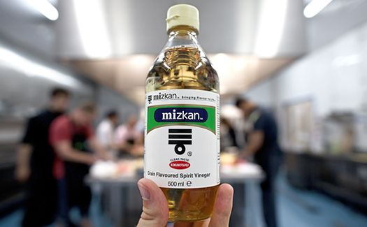 "You will no longer be confused if you remember this: ""Rice Vinegar + Salt + Sugar = Sushi Vinegar"" It is Sushi vinegar that you want to use to flavour the cooked sushi rice. If you use just rice vi..."