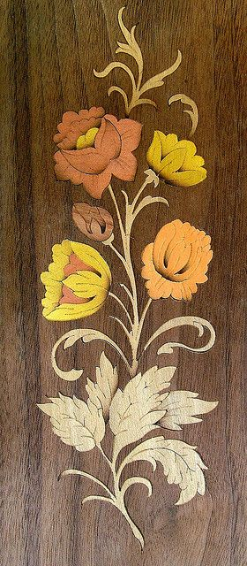 Modern Sorrento marquetry unused (33) | Flickr - Photo Sharing!