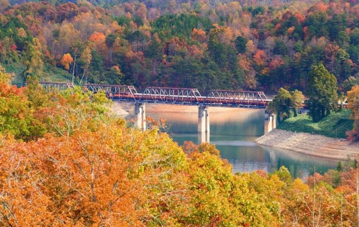 Board These 6 Trains In North Carolina For An Unforgettable Experience