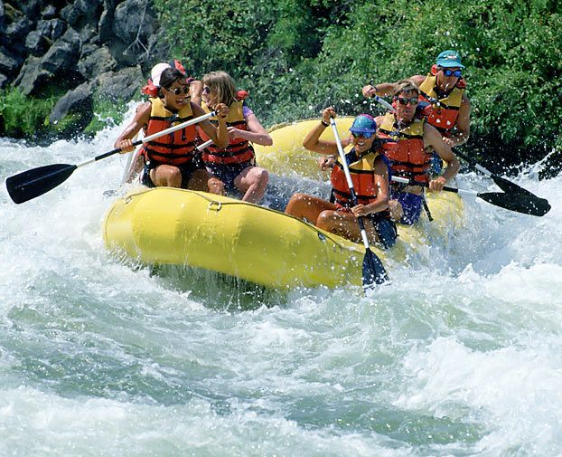 White Water Rafting: Top 5 U.S. Locations : Discovery News