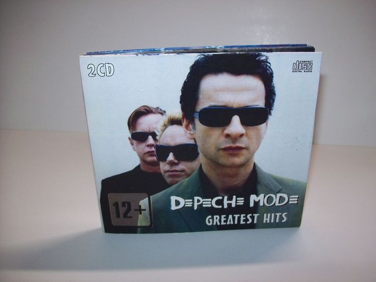Depeche Mode ‎– Greatest Hits 2 CD Collection Synth-Pop New Wave 36 Songs Digi #PopRockSynthPopElectronicaPopRockNewWaveDarkwave1980s1990s