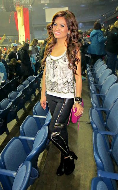 My Selene Gomez Concert Outfit . Find it at Markkit.com!
