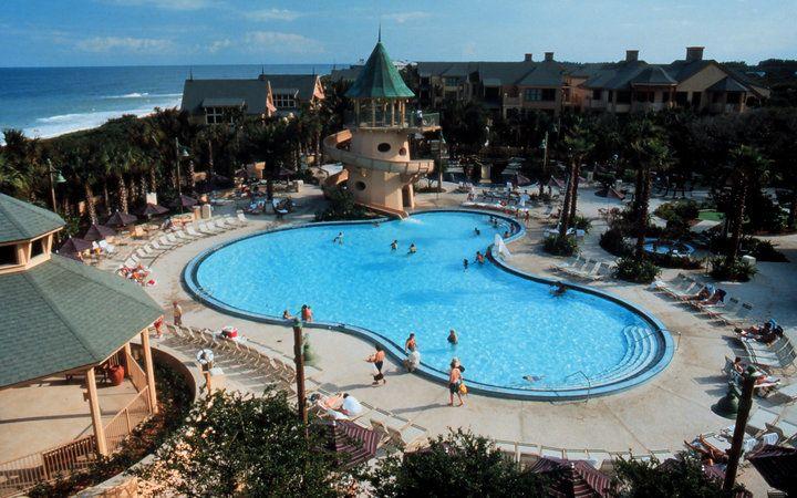 Best Family Beach Hotels: No. 7 Disney's Vero Beach Resort, FL