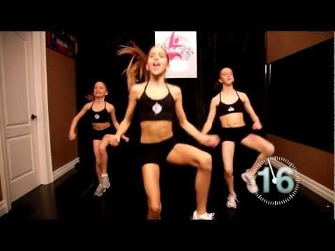 http://powergirlfitness.com/ Fun and effective, Doctor-Designed Fitness taught by girls for girls, featuring 10 year old, National Level competitive dancer Jessy Lipke.  Recommended for girls 8 years of age and older, at all levels of fitness. Exercise in your own home. No experience or equipment required. Progress through 3 levels of difficulty...