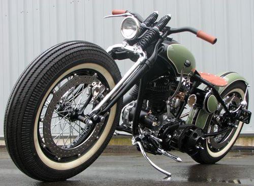 1946 Panhead custom