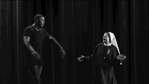 And children, they KEPT ON LIVINGGGGGGGG… | These Three Nuns Dancing, Jumping On A Trampoline, And Rapping Will Make You Smile