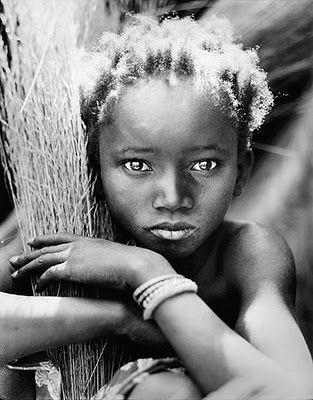 Herb Ritts - what a stunning child and you just want to reach out to this child