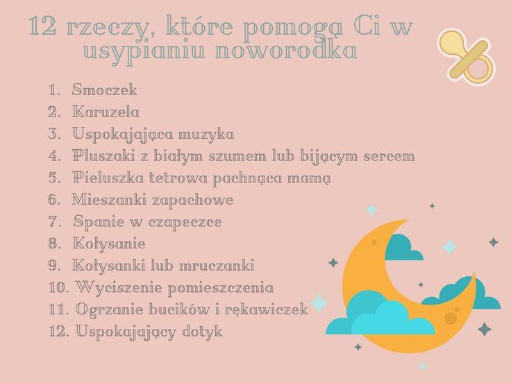 BLOG - 12 sposobów na usypianie noworodka (od 0 do 3 miesięcy) - RODZICOWO.PL